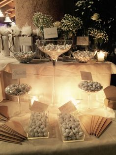 Wedding planner in Venice + Padua ~ A Custom Day- Wedding planner a Venezia + Padova ~ Un Giorno su Misura Aromatic herbs themed wedding – sugared almonds - Wedding Sweets, Wedding Table, Diy Wedding, Wedding Favors, Wedding Day, Party Decoration, Wedding Decorations, Fun Wedding Activities, Flower Installation
