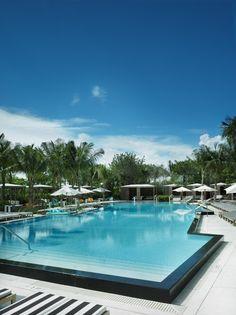 W Hotel | South Beach | Miami, FL, perfect for a romantic getaway
