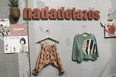 Nadadelazos ss 2015 | playtime paris || palmtree print, fish and krab inspirations