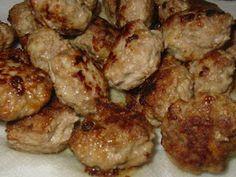 Kotlety - Polish or Russian Meatballs