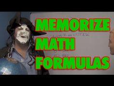 How to Memorize Math Formulas   Math Formula Memorization