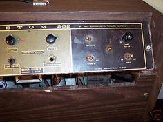 Vintage Magnatone Custom 262 Jupiter Pro Amplifier