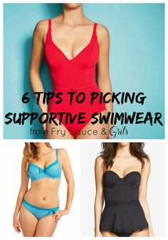 Supportive Swimwear Guide from Fry Sauce and Grits