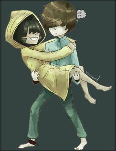 Heck by on DeviantArt Little Nightmares Fanart, Runaway Kids, Little Misfortune, Best Profile Pictures, Dark Art Illustrations, Spyro The Dragon, Rpg Horror Games, Cute Anime Character, Arte Horror