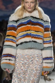Missoni at Milan Fashion Week Fall 2017
