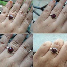 Buy Ruby rings - Ruby rings for women - Gemstone ring - Handmade jewelry by aStudio1980 Online at aStudio1980.com. Enjoy FREE shipping now. 100% handcrafted and original.