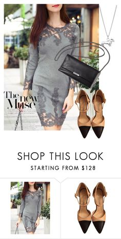 """dress"" by masayuki4499 ❤ liked on Polyvore featuring Chanel, Loeffler Randall and Joy Everley"