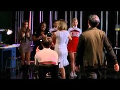 "WATCH THIS!!!!  ""We Are Young""....sung by the Glee cast!  This is such a great song!"