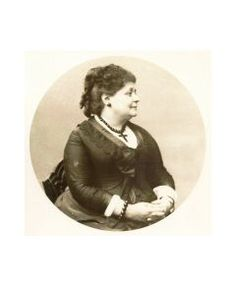 Madame AUBERNON (1825 – 1899) One of the models for Madame Verdurin.