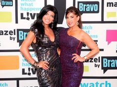 teresa giudice jacqueline laurita   Teresa Giudice and Jacqueline Laurita's 'Real Housewives of New Jersey ...
