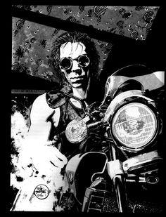Tim Bradstreet - Vampire The Masquerade                                                                                                                                                                                 Más