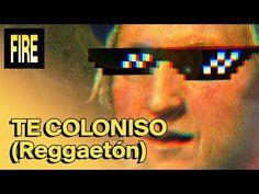 TE COLONISO (feat. Beauty Brain). El reggaetón de Cristobal Colón que hizo perrear al Nuevo Mundo. - YouTube