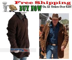 Sheriff Walt Longmire coat now on Sale at NewAmericanJackets in suede leather with up to 30% discount Price plus FREE worldwide Shipping. so just clink the link below and avail this OFFER  #SheriffWalt #Longmire #RobertTaylor #coat #longcoat #onlineclothing #MaleClothing #outfitoftheday #lookoftheday #lookbook #fashiondaily #everydaystyle #maleFashion #Clothing #fashion #SUede #suedeLeather