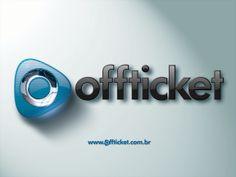 Logotipo criado para a empresa de comércio eletrônico de Ingressos de São Paulo | SP | Brasil.