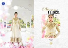 Fabrics details are given below;  TOP - Pure Georgette with heavy Embroidery with lining  BOTTOM - Santoon  DUPPATA - Pure Chiffon  Price : on request   For more details or booking :  Whatsapp |+91-7309107013  Telegram |+91-7309107013  Email | contact@latestwizecollections.com Free shipping in INDIA  We ship worldwide.  COD available at most pincode within INDIA*