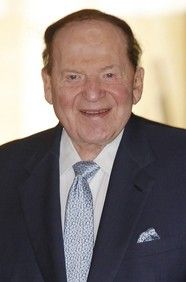 Sheldon Adelson, Las Vegas Sands | $10,000,000 to Restore Our Future from Shel and his wife Miriam | #8 on Forbes 400, $24,900,000,000 Net Worth. (Updated: July 23, 2012)