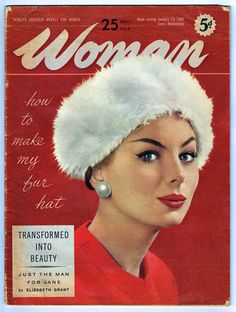 Cover of Woman magazine, January 23, 1960