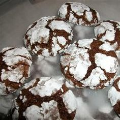 Super Duper Chocolate Cookies Allrecipes.com