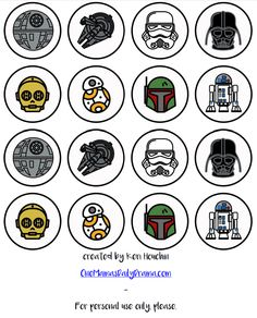 image regarding Printable Star Wars Images referred to as 653 Suitable Star Wars Printables photographs within 2019 Anniversary