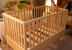 Build a Crib with Your Own Two Hands