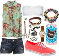"""Untitled #177"" by kuku-claudia on Polyvore"
