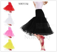 Hot Petticoat Vintage Rockabilly Underskirt Bridal Slips Dress Noriviiq Us