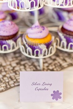 Grey & Purple Chevron Shower  |  leslie maron photography