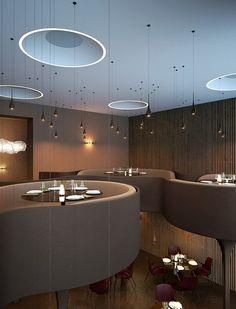 Twister Restaurant, Kiev by Sergey Makhno and Vasily Butenko