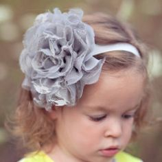 Cheap infant flower headband, Buy Quality hair bows directly from China flower headband Suppliers: New 2015 New Flower Headband Hair Bow Band Accessory Photography Headband Styles, Diy Headband, Lace Headbands, Toddler Headbands, Baby Girl Headbands, Flower Hair Bows, Flowers In Hair, Cloth Flowers, Fabric Flowers