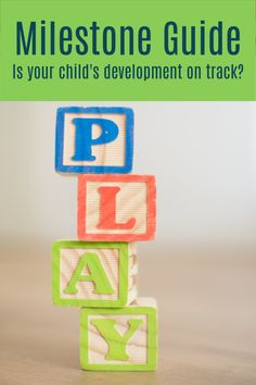 Milestones Guide: Is Your Child's Development On Track? Mindful Parenting, Parenting Advice, Kids And Parenting, Emotional Regulation, Toddler Play, Parent Resources, Baby Milestones, Creative Teaching, Reading Skills
