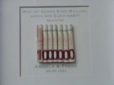 Sie erwerben einen Rahmen in weiß mit individualisierbarem Bild. Das ideale Gel… You buy a frame in white with customizable image. The ideal money gift to give away. Please let us know your name and the date to be entered. Diy Wedding, Wedding Favors, Wedding Gifts, Wedding Car, Don D'argent, Wedding Present Ideas, Present Gift, Diy Birthday, Inspirational Gifts