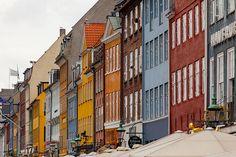 Nyhavn Facades