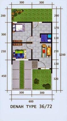 Desain Rumah Minimalis Type 36   Desain Rumah
