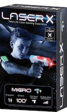 Laser X Single Micro Blaster