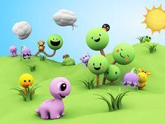 Kids Game | iPad iPhone App