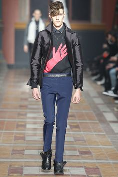 Lanvin | Fall 2014 Menswear Collection | Style.com