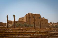 Riyadh - Palace In Diriyah