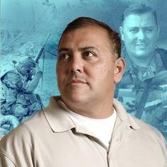 A hero who helped victims of Hurricane Katrina!