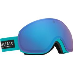 Electric Snow Goggles EG3 Beach Bronze Blue Chrome