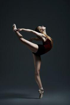 Natascha Mair, Vienna State Opera Ballet by Ronnie Boehm