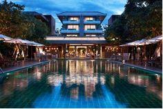 Hotel des Monats Juli 2013 in der Hua Hin Region: Rest Detail Hotel Hua Hin