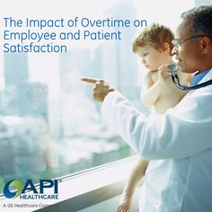 While overtime has a negative impact on both employees and patients, it's still a common way to fill open shifts at many hospitals.  It's time to take on the challenge of making overtime the exception rather than the rule. http://invent.ge/1Khv1aW