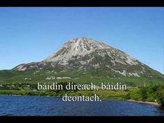 ♫ Báidín Fheilimí - Traditional Irish Song From: You Tube, please visit Music Sing, Folk Music, Finnegans Wake, Irish Songs, Scottish Music, Irish Catholic, Irish Language, Irish Eyes Are Smiling, Celtic Music