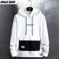 New T Shirt Design, Stylish Hoodies, Casual Outfits, Fashion Outfits, Mens Clothing Styles, Mens Sweatshirts, Street Wear, Hip Hop, How To Wear