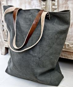 Cotton Canvas Bag by NORD east HOME  https://www.etsy.com/shop/NORDeastHOME?ref=search_shop_redirect