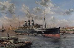 SS. Tairea -  1924 -1952  built by Barclay Curle & Company Glasgow.  owner - British India Steam Navigation Company Glasgow & London