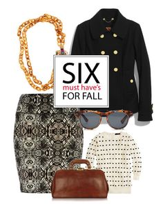 Six Must-Have's for Fall!