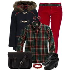 """""""Furry Hooded Coats"""" by angela-windsor on Polyvore"""