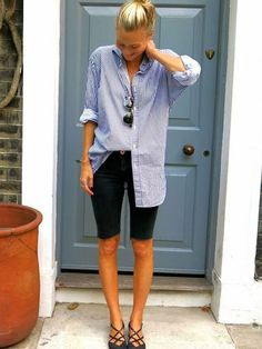 Fashion Fix: Bermuda shorts - My Simply Special