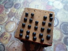 Vintage Cube of Glass Pins by CaityAshBadashery on Etsy, $15.50